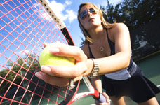 烧烤+网球,给你一个不一样的团队拓展