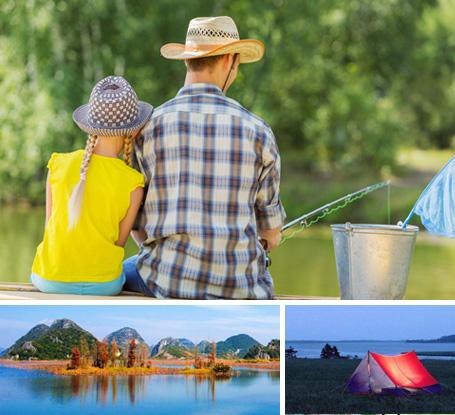 普者黑5天4夜親子旅游,垂釣+露營,學會與孩子相處