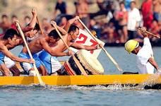 诸暨3天2夜团建旅游,汤岩山定向+龙舟竞技,水与争锋