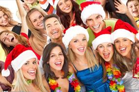 轰趴年会丨圣诞狂欢