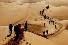 探寻大汗宝藏—库布齐沙漠穿越掘金探险之旅 4日