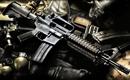 军火库,激光发射器,土狼型狙击枪,背带接收装置,激光感应器,土狼型无托步枪