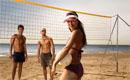 【水上拓展课程】沙滩排球,沙滩排球,排球比赛,排球,户外运动